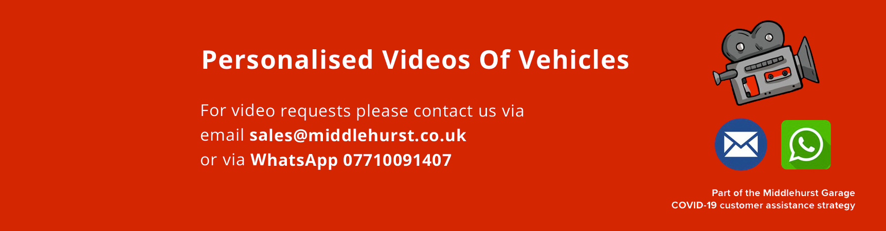 Vehicle Videos